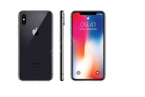 i Redo - Refurbished unlocked 64GB iPhone X - Save 48%