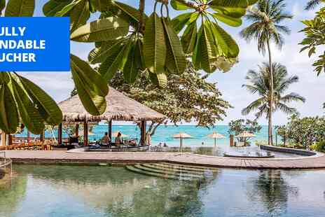 Outrigger Koh Samui Beach Resort - Five star Koh Samui week with private pool - Save 0%