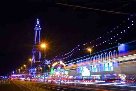 Bradburys Of Blackpool - A Central Blackpool hotel stay for two people with breakfast - Save 35%
