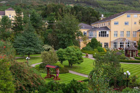 Carrickdale Hotel & Spa - An Overnight break for two people - Save 34%
