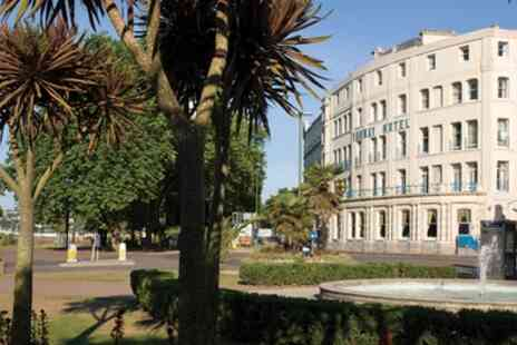Torbay Hotel - Double Room for Two with Breakfast and Two Course Dinner - Save 30%