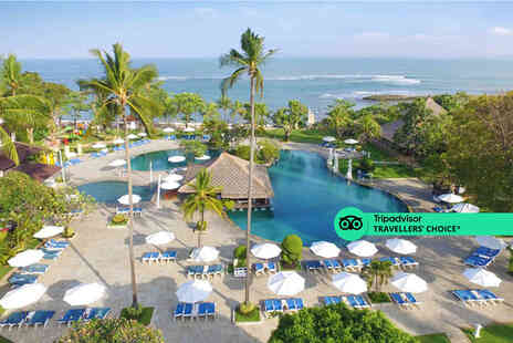 Bargain Late Holidays - A Bali, Indonesia hotel stay with return flights - Save 21%
