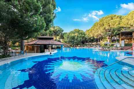 Aquaworld Belek by MP Hotels - Waterfront Family Fun at Five Star All Inclusive Resort with Private Beach - Save 0%