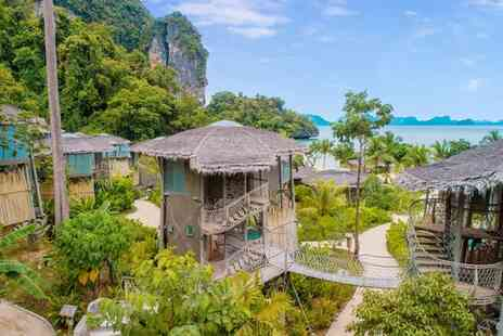 TreeHouse Villas Koh Yao Noi - Adults Only Luxury Resort Immersed in the Jungles Canopy - Save 0%