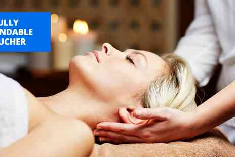 Solent Hotel & Spa - Massage, afternoon tea & champagne - Save 0%