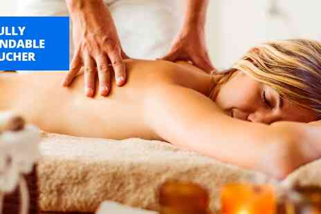 Cottons Hotel - Massage, afternoon tea & champagne - Save 0%