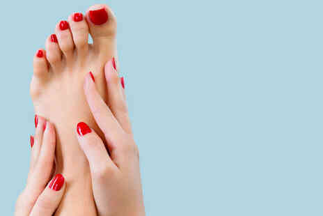 Allure Medispa & Laser Clinic - Fungal nail laser treatment on one foot or one hand - Save 0%