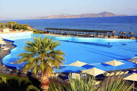 Super Escapes Travel - An All inclusive Kos, Greece hotel stay with return flights - Save 45%