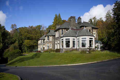 Merewood Country House Hotel - A Windermere, Lake District stay for two with breakfast - Save 50%