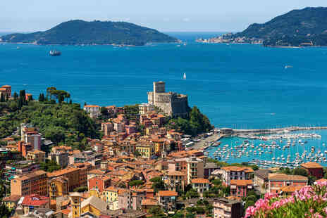 Weekender Breaks - A Lerici, La Spezia, Italy hotel stay with return flights - Save 31%