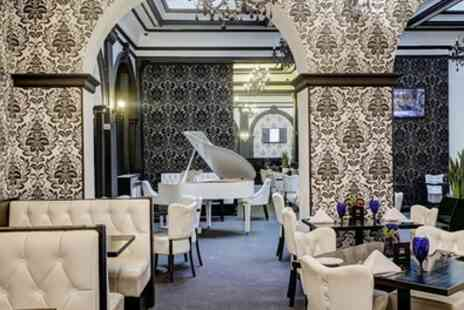 The Richmond Hotel - Three Course Meal with Optional Bottle of Wine - Save 31%