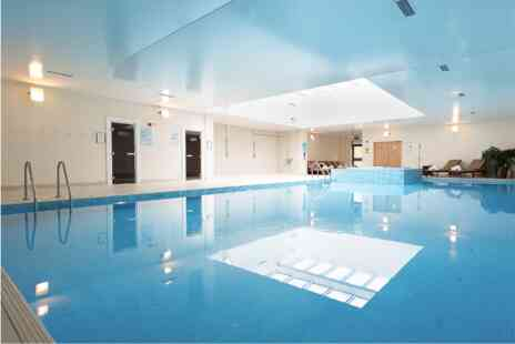 The Oxfordshire Hotel & Spa - Spa Treat with Mediterranean Body Scrub, Massage and Lunch - Save 0%