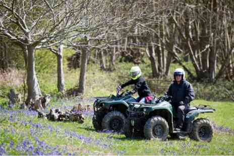 Virgin Experience Days - Exclusive Quad Bike Trek for Two - Save 0%