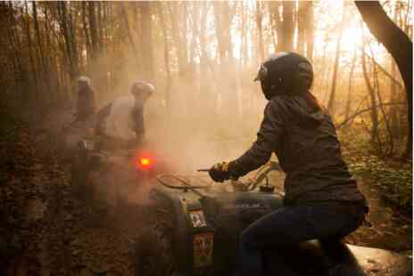Virgin Experience Days - Quad Bike Adventure - Save 0%