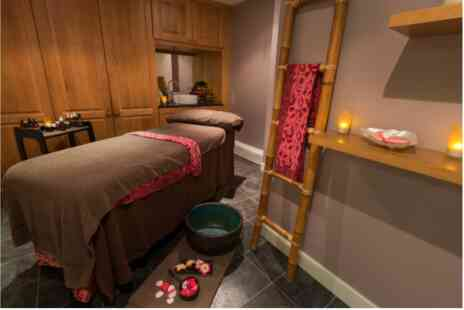 The Oxfordshire Hotel & Spa - Spa Treat with Two India Ritual Treatments and Lunch - Save 0%