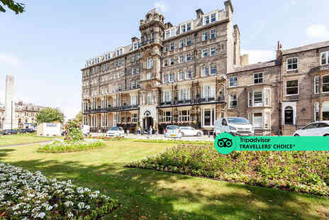 The Yorkshire Hotel - A Harrogate, North Yorkshire hotel stay for two people with breakfast - Save 48%
