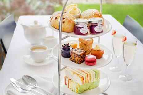 Hilton York - Traditional or Vegetarian Afternoon Tea with Optional Prosecco for Two or Four - Save 56%