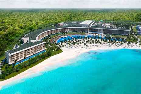 Barcelo Maya Riviera - Luxurious Adult Only Retreat with Access to a White Sand Beach - Save 0%