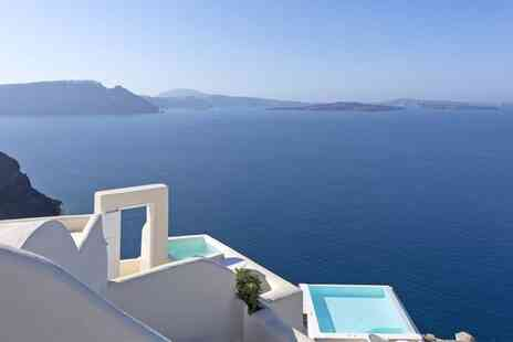 Canaves Oia Suites - Exceptional Clifftop Retreat on Blissfully Beautiful Island - Save 0%