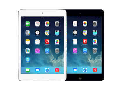 Renew Electronics - Refurbished Apple iPad Mini in black or white - Save 53%