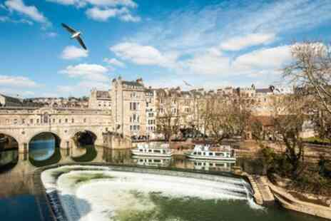 Brooks Guesthouse Bath - 1 or 2 Nights for Two with Breakfast, Prosecco, Afternoon Tea - Save 0%