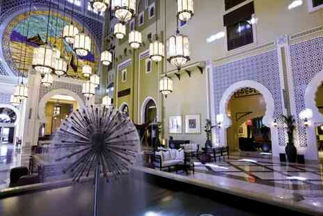 Oaks Ibn Battuta Gate Dubai - Lavish Stay in Stunning Hotel with Luxury Facilities - Save 63%