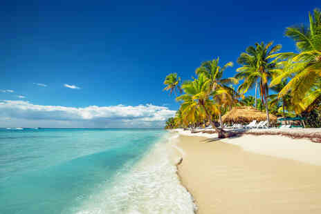 Bargain Late Holidays - An all inclusive Dominican Republic stay with return flights - Save 29%