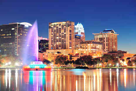Bargain Late Holidays - An Orlando, Florida hotel stay with return flights - Save 31%