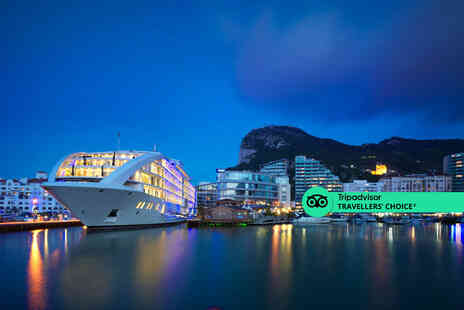 Deal of the Day Holidays - Gibraltar stay with return flights from three airports - Save 0%