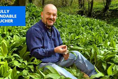 Gidday Ltd - Foraging & gin tasting with MasterChef winner - Save 58%
