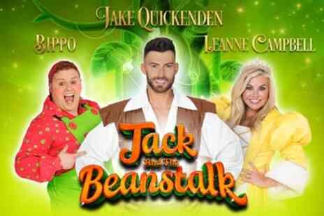 Jack and The Beanstalk - Two, three, four or five silver or gold tickets - Save 23%