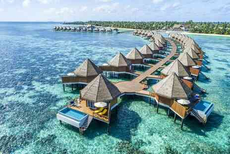 Mercure Maldives Kooddoo Resort - Extraordinary Island Escape in Palm Fringed Paradise - Save 0%