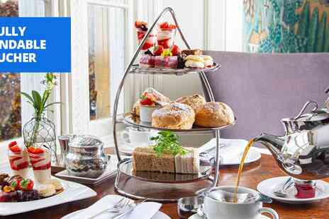 Cotswolds House - Afternoon tea and champagne for 2 - Save 52%
