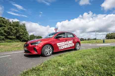 Young Driver - 30 Minute Taster Driving Lesson - Save 0%