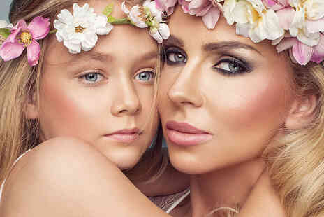 Flawless Studios - Mother and daughter makeover photoshoot - Save 89%