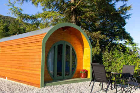 The Onich Hotel - A Scottish West Highlands stay for two people in a beach pod with breakfast - Save 52%