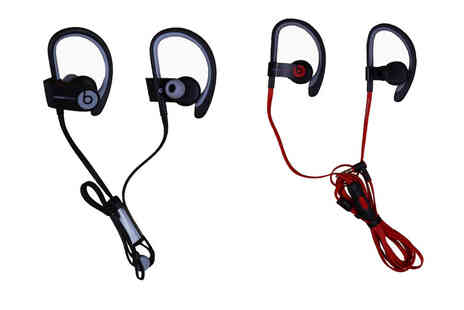 Renew Electronics - Pair of refurbished Powerbeats 2 earphones - Save 55%