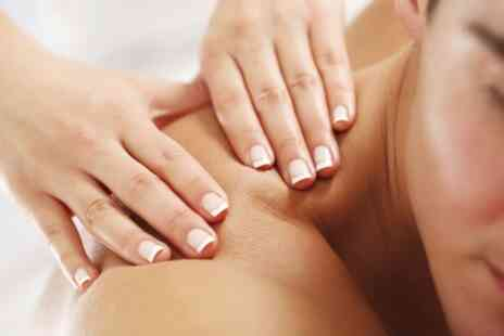 Revive Beauty Salon - One Hour Full Body Massage or Mini Facial with Back Massage - Save 0%