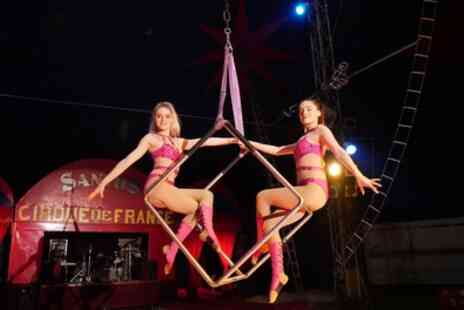 Santus Circus - One front tier ticket - Save 0%