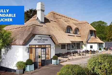 Pebble Hotels - Two nights Hampshire stay with dinner - Save 38%