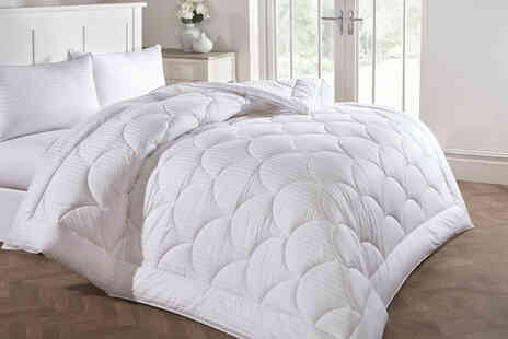 Cascade Home - Double Australian wool duvet - Save 0%