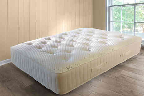 UK Furniture 4 U - Natural feel pocket sprung mattress - Save 56%