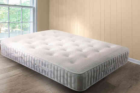 UK Furniture 4 U - Reality 3000 pocket sprung mattress in single - Save 54%