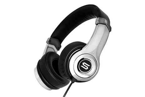 Bright Retail - Pair of Soul Ultra dynamic bass on ear headphones - Save 0%