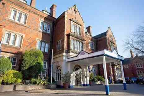North Stafford Hotel - One Night in Double or Twin Room for Two with Option for Breakfast - Save 0%