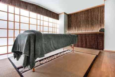 Director Club - Choice of Massage or Facial Pamper Package with Access to Sauna Facilities - Save 35%