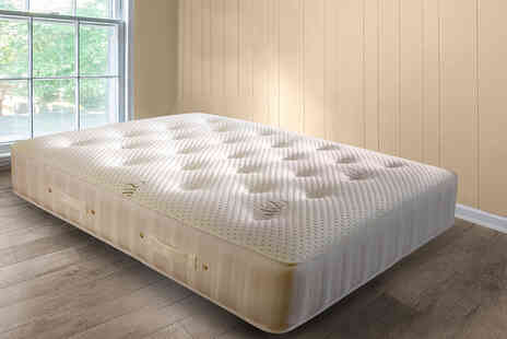 Sleep Softly - Single Windsor 4000 pocket sprung mattress - Save 46%