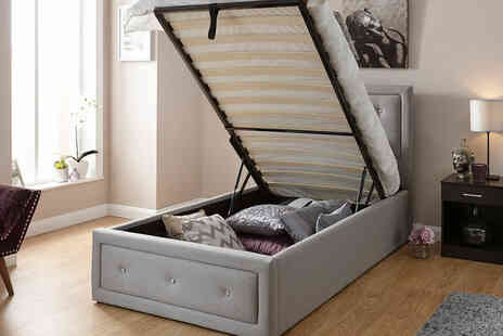 FTA Furnishing - Kids single ottoman bed frame - Save 22%