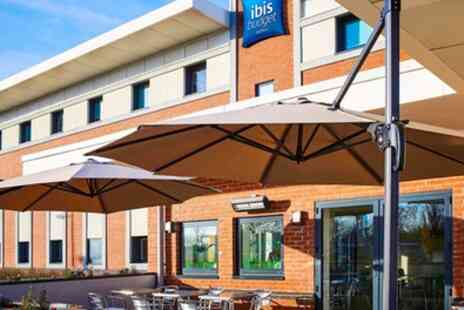 Ibis Leicester Hotel - Double or Twin Room for Two with Breakfast - Save 39%