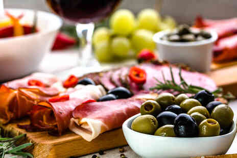Novotel York Centre - Four tapas dishes including a bottle of Prosecco to share - Save 0%